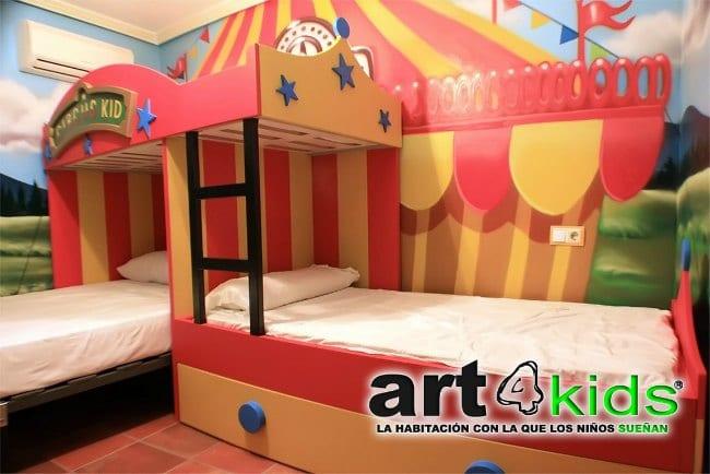 Habitaciones tematicas - Habitaciones tematicas infantiles ...