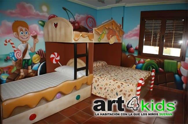 Habitaciones tematicas - Habitaciones infantiles tematicas ...