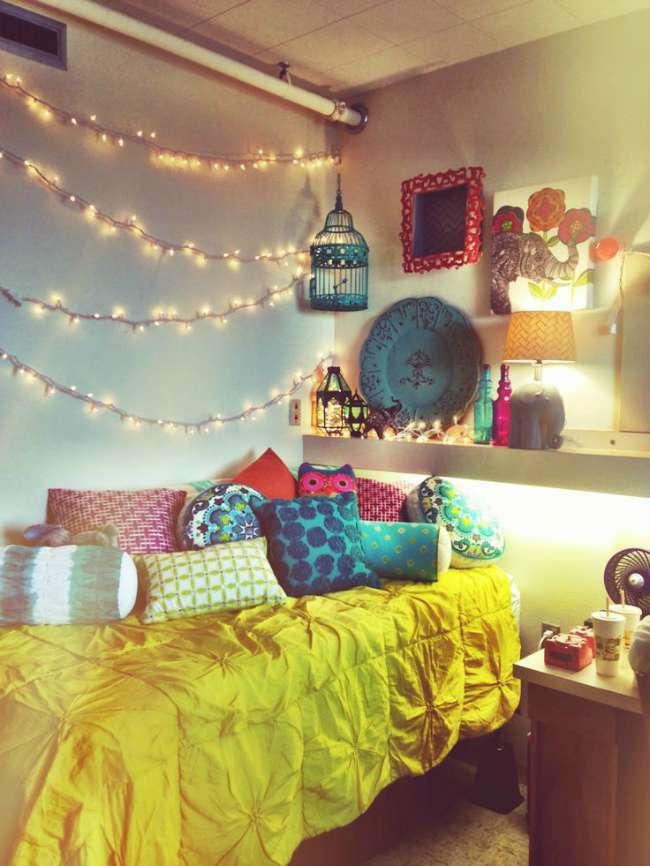20 habitaciones de adolescentes for Cuartos decorados para adolescentes