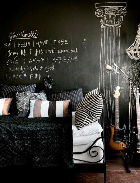 Fotos habitaciones juveniles   habitaciones juveniles decoradas