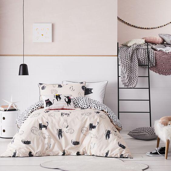 20 habitaciones de adolescentes decoideas net ideas for Imagenes de cuartos para ninas adolescentes