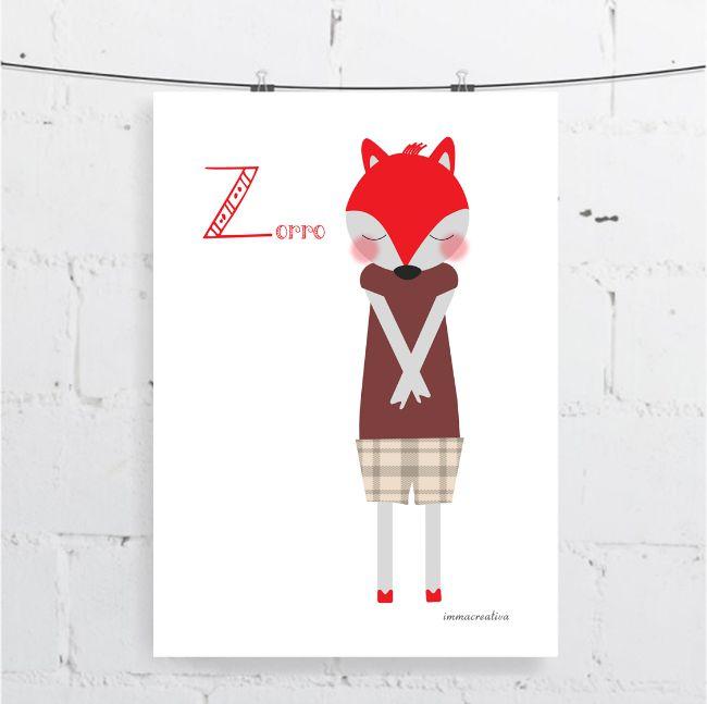 lamina-letra-z