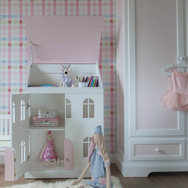 Casitas de muñecas encantadoras