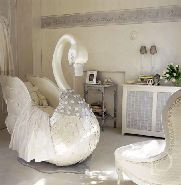 La habitación de bebé más tierna