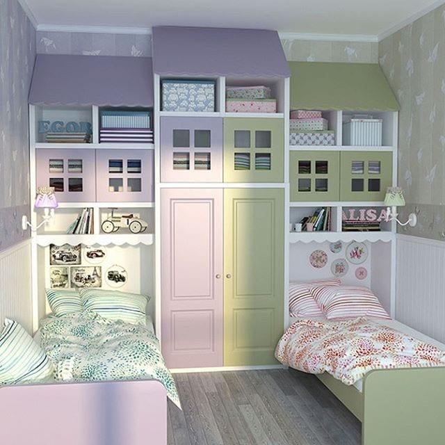 Habitaciones infantiles originales
