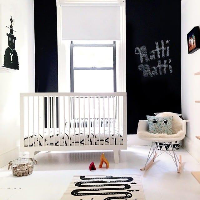 8 habitaciones infantiles originales decoideas net for Idea deco en blanco y negro