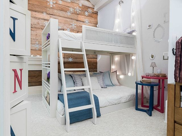 Habitaciones infantiles originales o c mo conseguir el efecto wow - Modelos de habitaciones infantiles ...