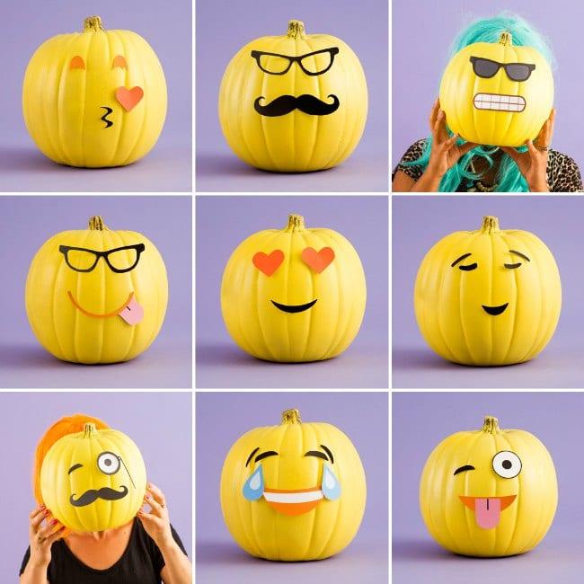Ideas para decorar calabazas con ni os decoideas net - Calabazas halloween originales para ninos ...