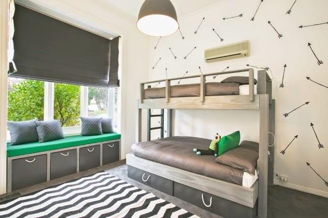 Las mejores habitaciones juveniles para chico decoideas net - Decoracion habitaciones juveniles nina ...