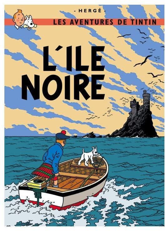 Póster Tintin