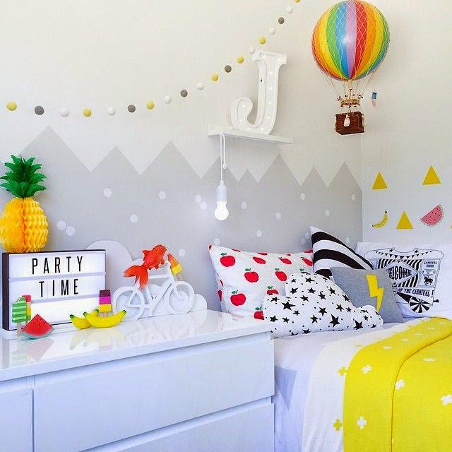 Habitaciones infantiles decoradas con cajas de luz for Programa para decorar habitaciones online