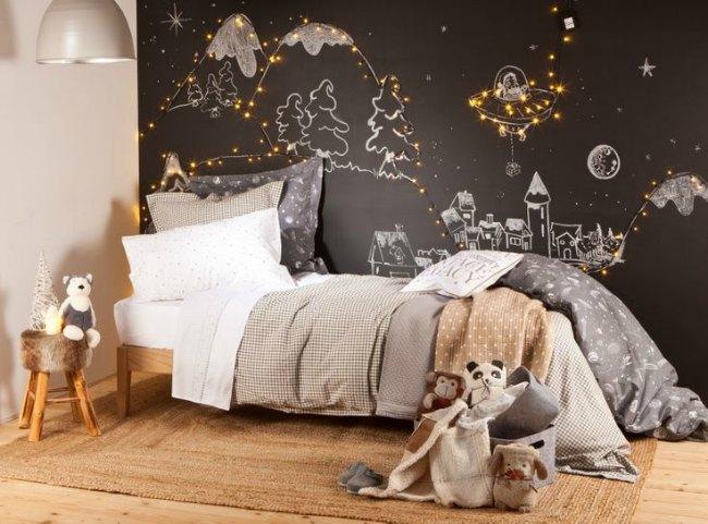 Habitaciones infantiles decoradas de navidad decoideas net - Habitaciones infantiles decoradas ...