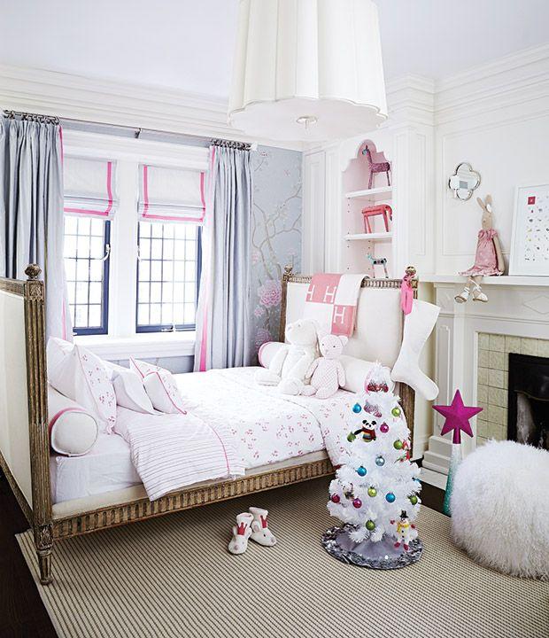Habitaciones infantiles decoradas de navidad decoideas for Habitaciones decoradas para ninas