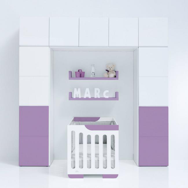 Muebles para bebe dise os arquitect nicos for Muebles bebe diseno