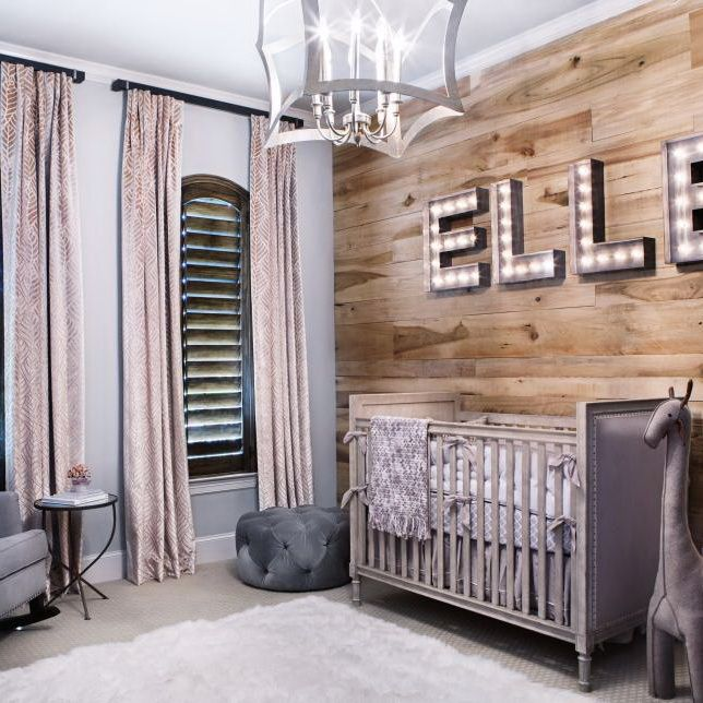 Dormitorios infantiles con paredes de madera decoideas net - Forrar paredes de madera ...