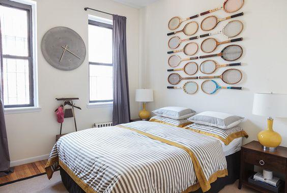 9 Dormitorios Juveniles En Blanco DECOIDEAS NET