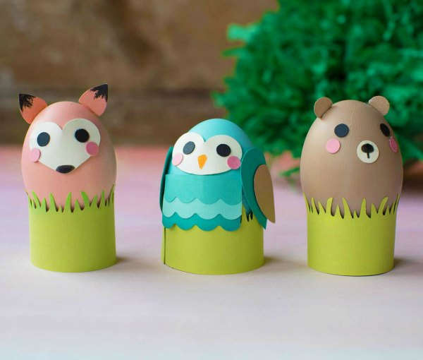 Ideas Para Decorar Un Huevo De Pascua Pictures to pin on Pinterest