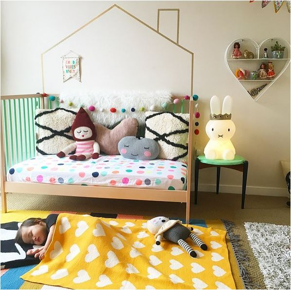 Ideas originales para la habitación del bebé  DECOIDEAS.NET