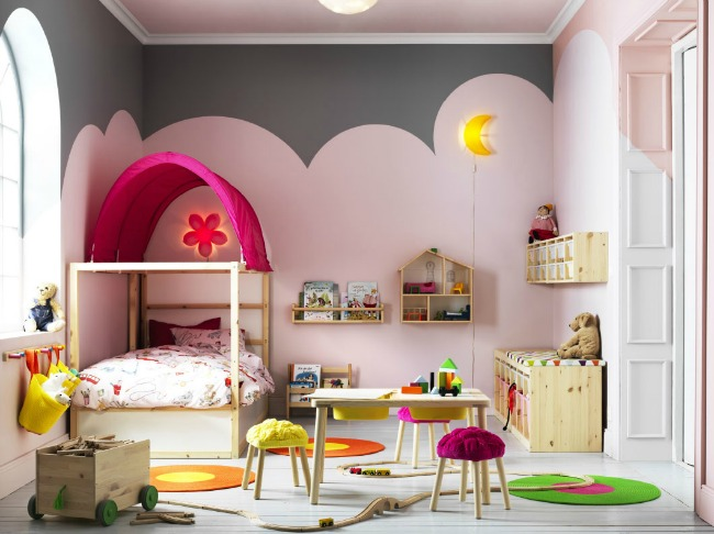 Habitaciones infantiles baratas decoraci n infantil - Ikea habitacion infantil ...