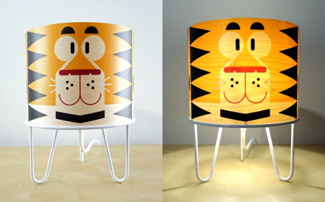 Lámparas infantiles de mesa E-Glue
