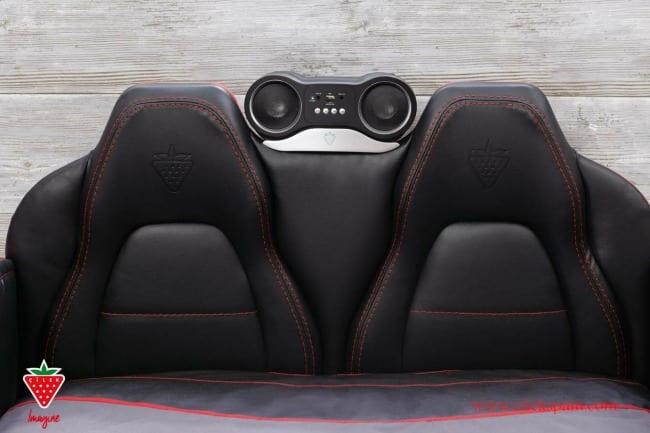 Cama coche GTI