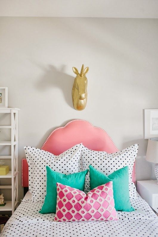 Tendencia decoraci n infantil unicornios decoideas net for Cuarto de unicornio
