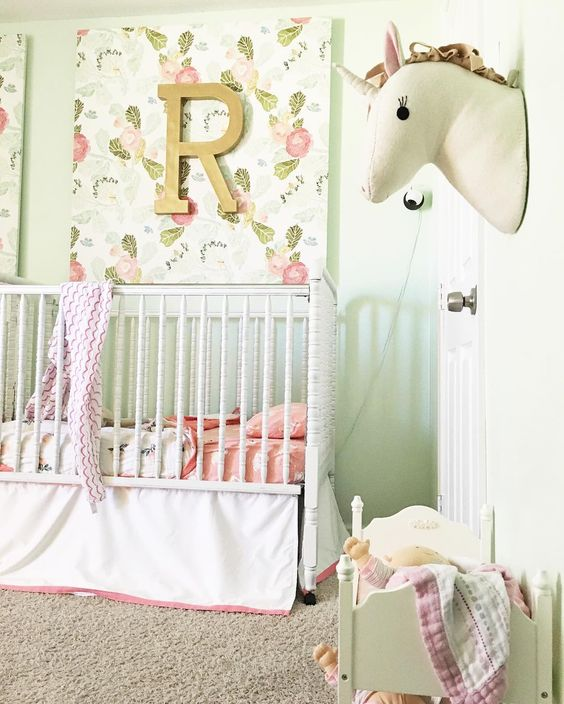 Tendencia decoración infantil Unicornios