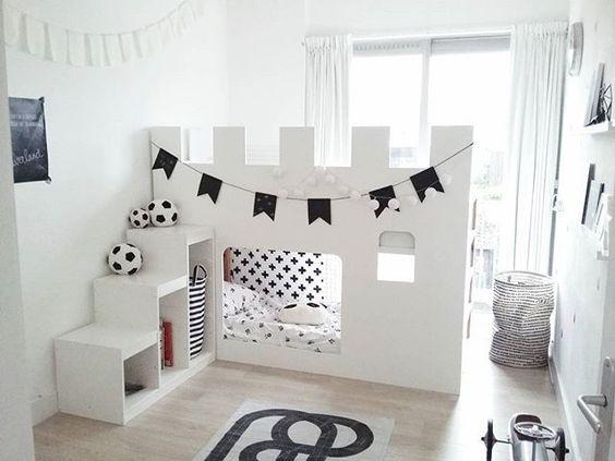 para los aficionados al bricolaje las se multiplican convertir tu cama kura en una casita de juegos para de nias