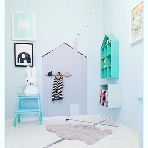 Ideas para pintar paredes infantiles decoideas net - Pintar paredes ideas ...
