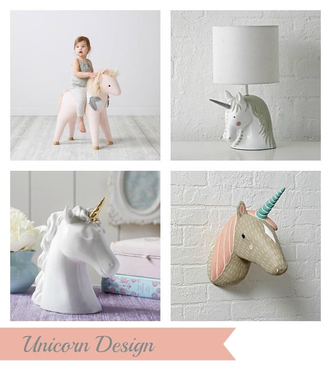 decoracin infantil unicornios ideas