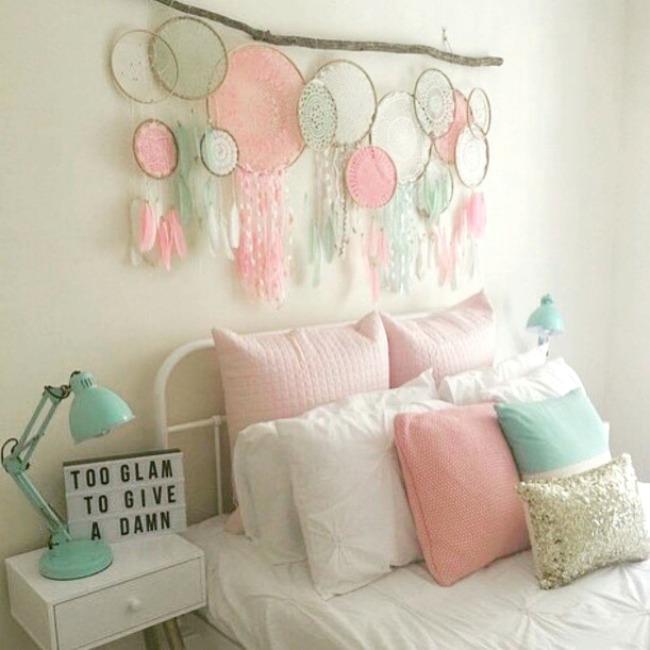 Tendencia atrapasue os inspiraci n decoideas net for Articulos para decorar habitaciones