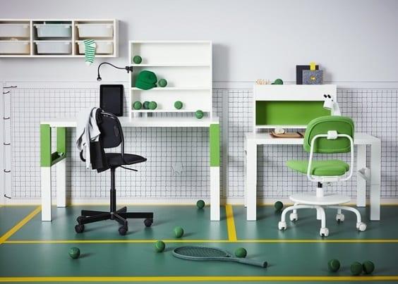 Escritorios infantiles Ikea
