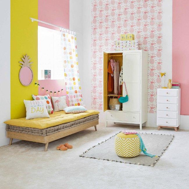 muebles de maisons du monde decoraci n infantil. Black Bedroom Furniture Sets. Home Design Ideas