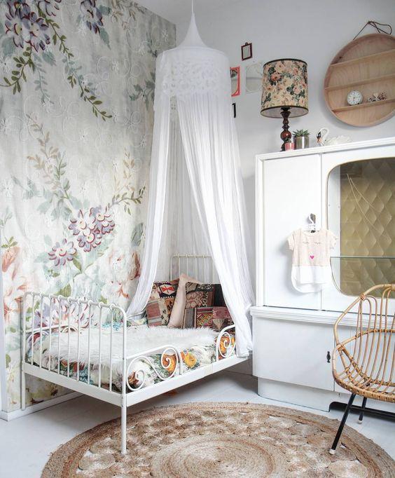 12 habitaciones infantiles con cama minnen for 6 cuartos decorados con estilo