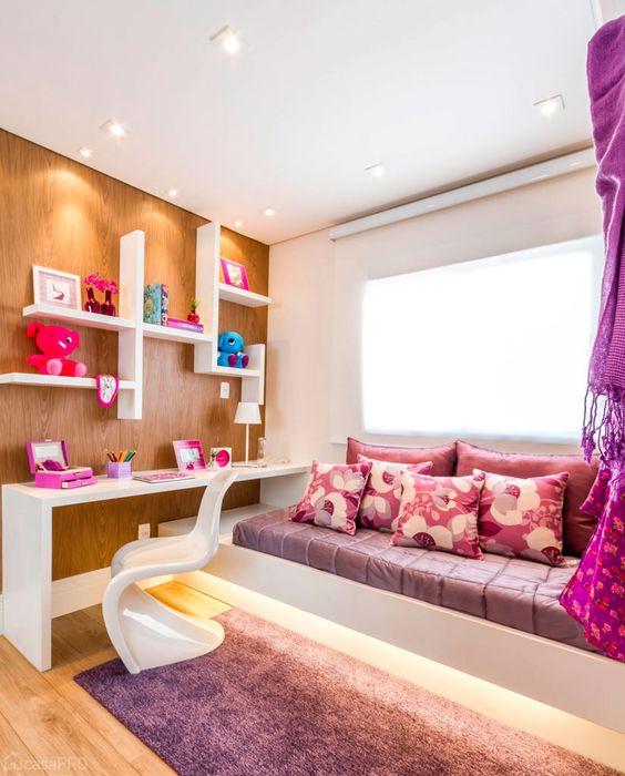 Dormitorios para jovenes y adolescentes chicas chicos for Habitaciones juveniles chica