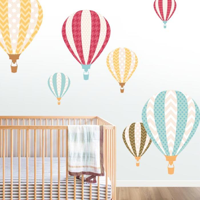 Dulces vinilos para la habitaci n infantil decoideas net for Vinilos para nenas