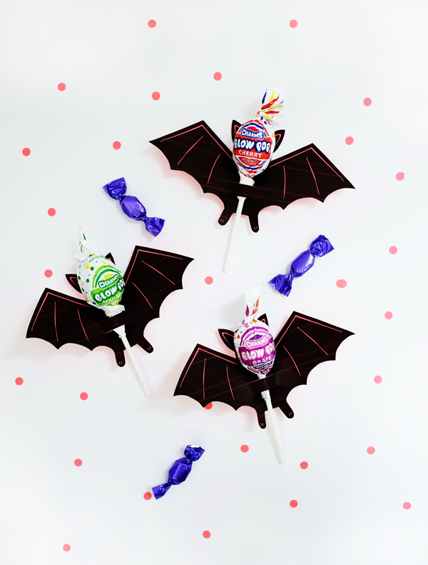 Manualidades de Halloween fáciles con plantillas gratis