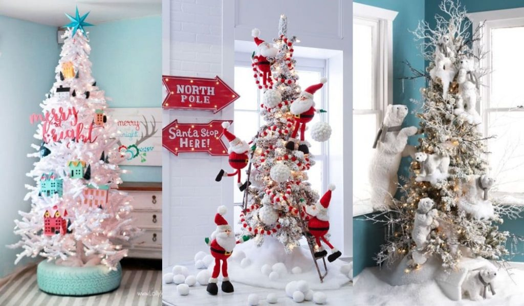 Dibujos De Navidad Para Decorar La Clase.Los Mejores Arboles De Navidad Para Ninos Ideas 2018 Fotos