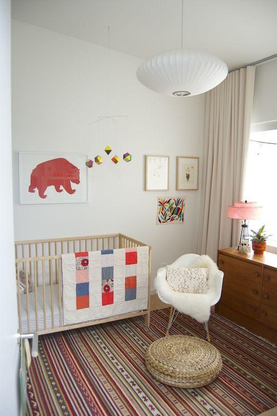 Habitaciones de beb ikea bonitas y econ micas - Decoracion de habitaciones ikea ...