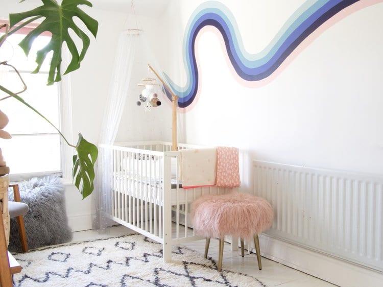 Habitaciones de bebé Ikea cuna Gulliver