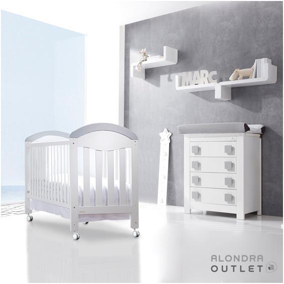 Descuentos en Alondra Outlet. Muebles para bebés, Decoideas.net