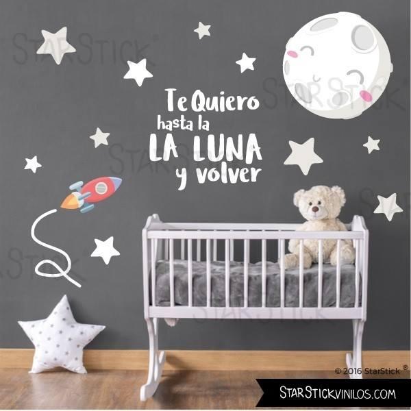 Nuevos vinilos para beb s starstick for Vinilos juveniles chico