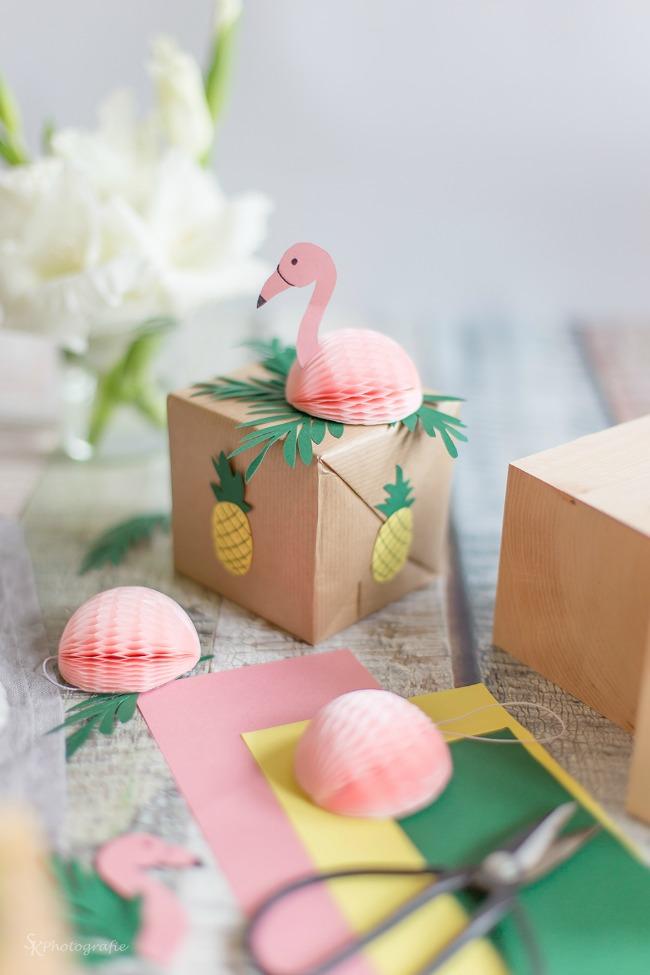 Inspiración para envolver los regalos infantiles