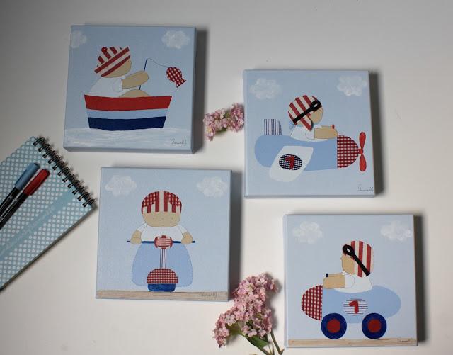 cuadros-infantiles-pintados-mano-2