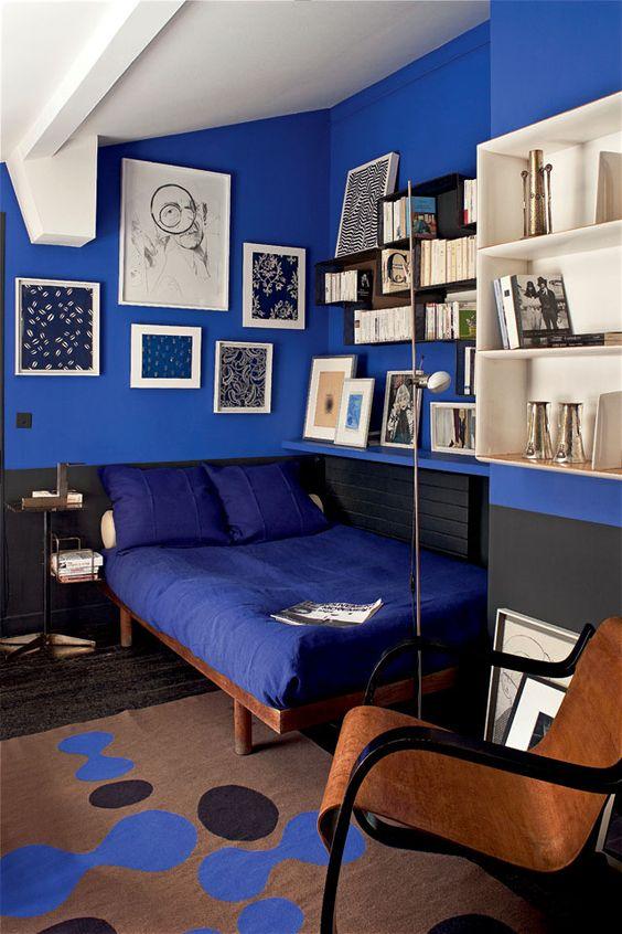 Habitaciones azules para j venes - Habitaciones juveniles para chico ...