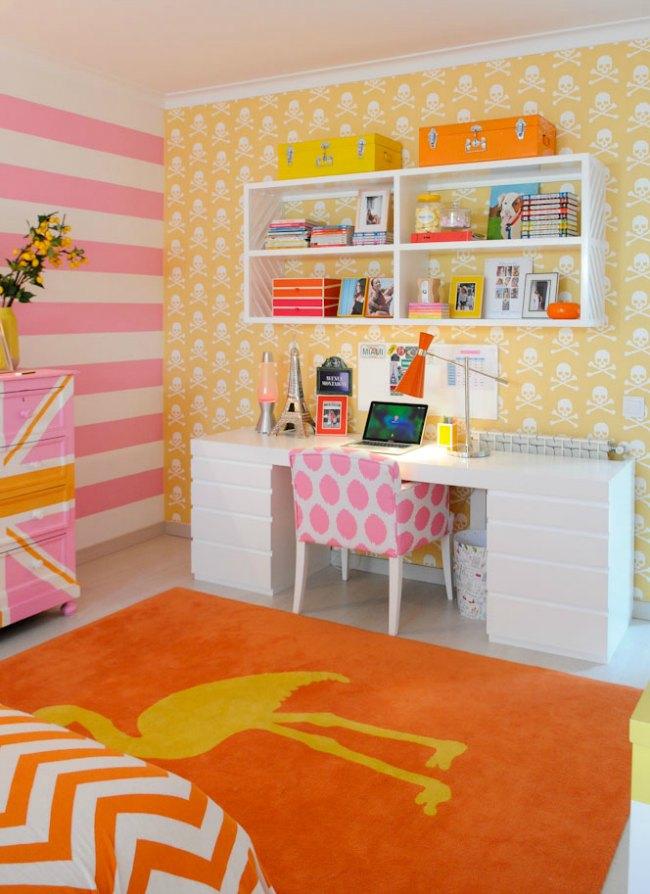 habitacion-rosa-naranja-2