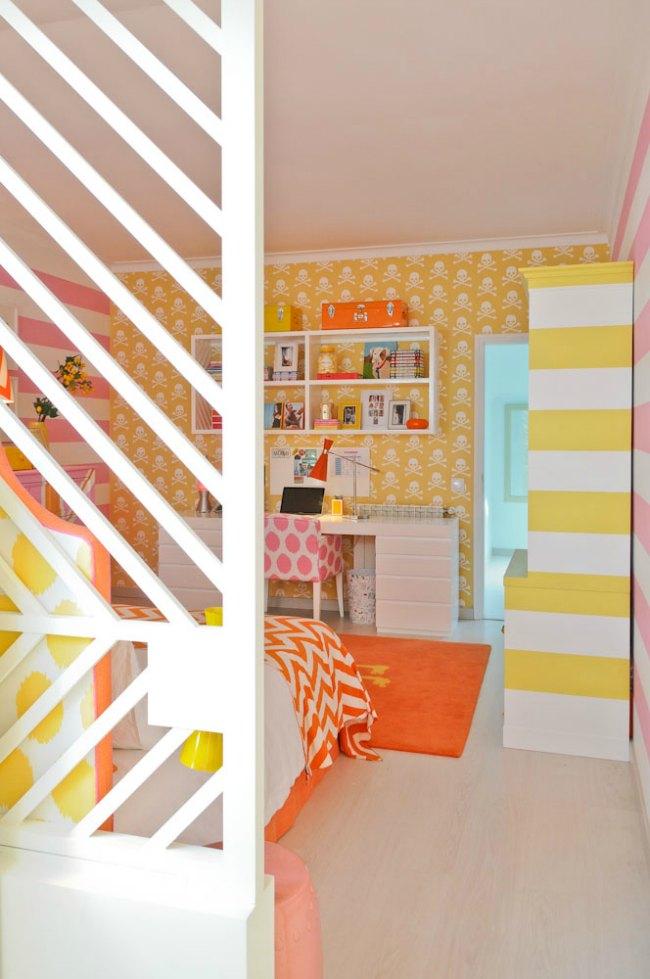 habitacion-rosa-naranja-5