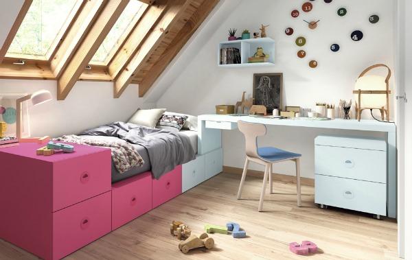 kazzano muebles juveniles decoracion infantil