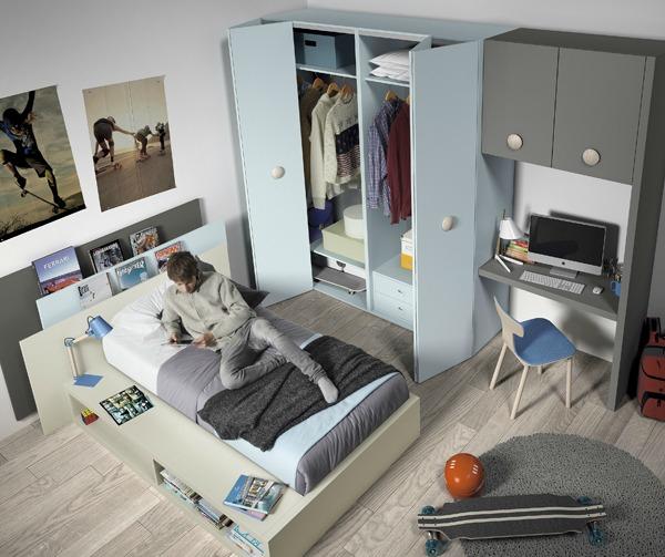 Kazzano muebles juveniles vitabelia for Silla jane rocket