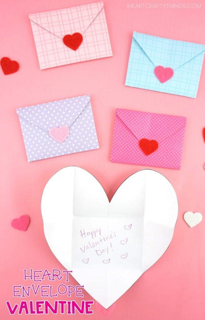 Manualidades San Valentín para niños